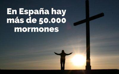 En España hay más de 50.000 mormones