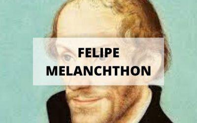 Conoce a Felipe Melanchthon, el padre de la educación en Alemania