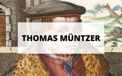 Conoce a Thomas Müntzer, figura clave del movimiento anabaptista