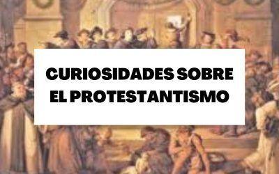 Curiosidades sobre el protestantismo tras 500 años de Reforma